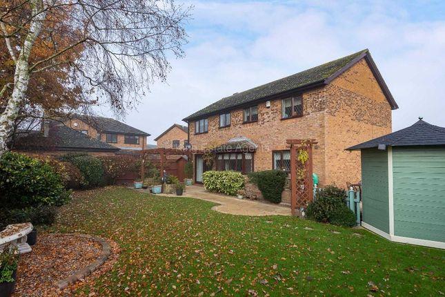 Garden of Payne Road, Wootton, Bedford MK43