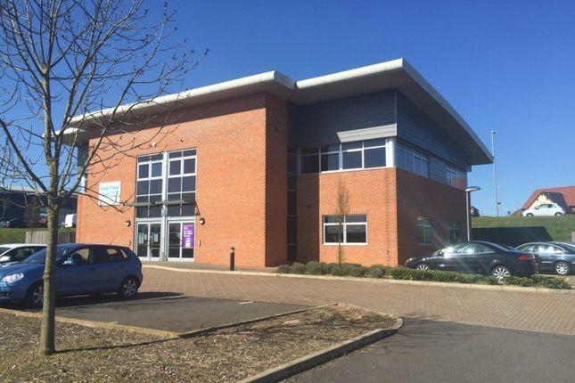 Thumbnail Office for sale in 2B Sherwood Oaks Business Park, Southwell Road West, Mansfield