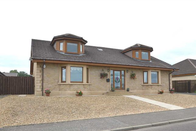 Thumbnail Detached house for sale in New Trows Road, Lesmahagow, Lanark