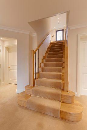 Inner Hallway of Burbage House, Upper Padley, Grindleford, Hope Valley, Derbyshire S32