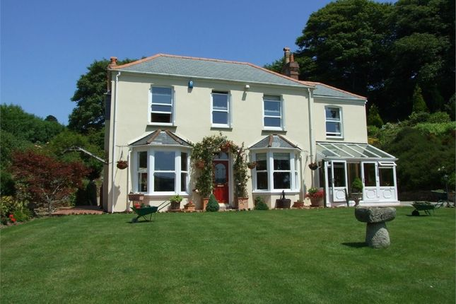 Thumbnail Detached house for sale in Sunny Corner Villa, Malpas Road, Truro