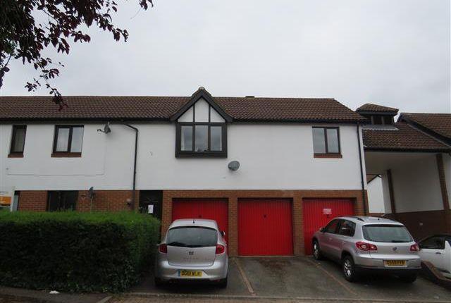 Thumbnail Property to rent in Blackwood Crescent, Blue Bridge, Milton Keynes