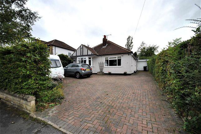 Thumbnail Detached bungalow for sale in Heathfield, Adel, Leeds