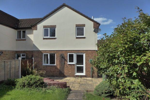 Thumbnail Property to rent in Robbins Close, Bradley Stoke, Bristol