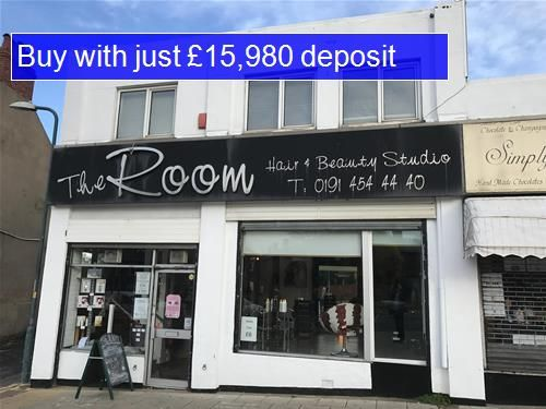 Thumbnail Retail premises for sale in Sunderland Road, South Shields