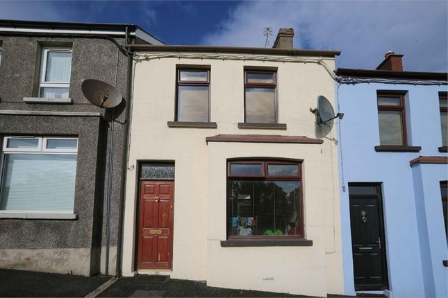 Thumbnail Town house for sale in Kitcheners Avenue, Larne, County Antrim