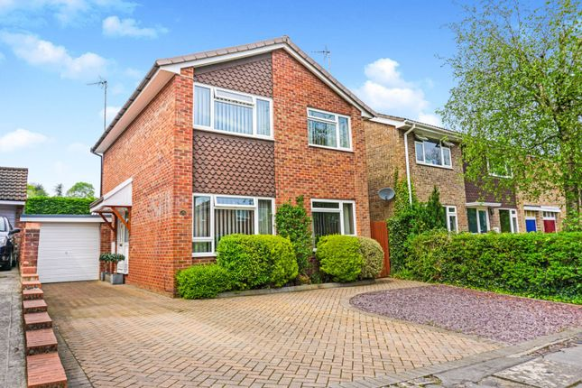Thumbnail Detached house for sale in Forsythia Drive, Cardiff