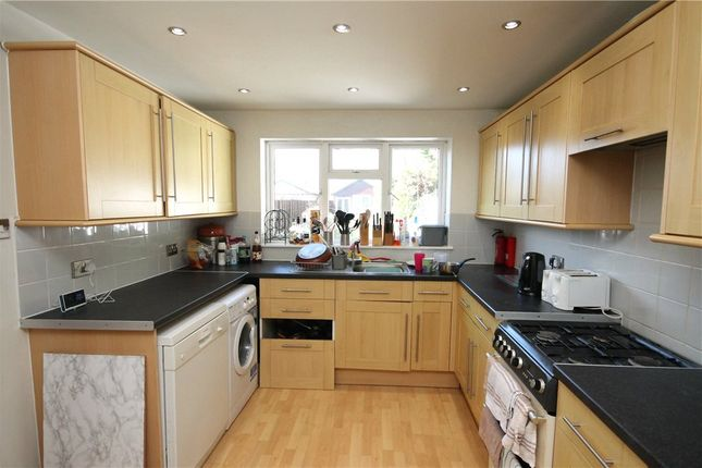 Thumbnail Semi-detached house to rent in Hook Road, Epsom