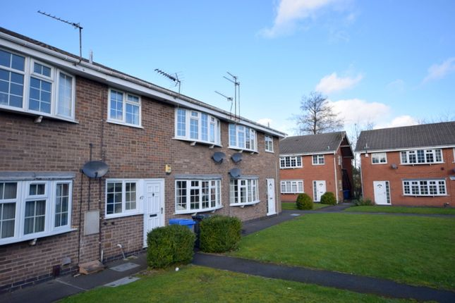 Thumbnail Maisonette to rent in Dean Close, Littleover, Derby