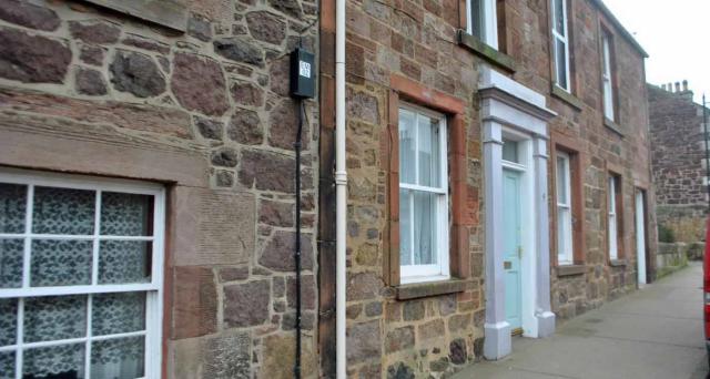 Thumbnail Flat to rent in 9 Bridge Street, East Linton, East Lothian, 3Ag