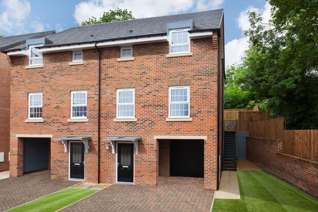 """Thumbnail Semi-detached house for sale in """"Chapelford"""" at Craneshaugh Close, Hexham"""