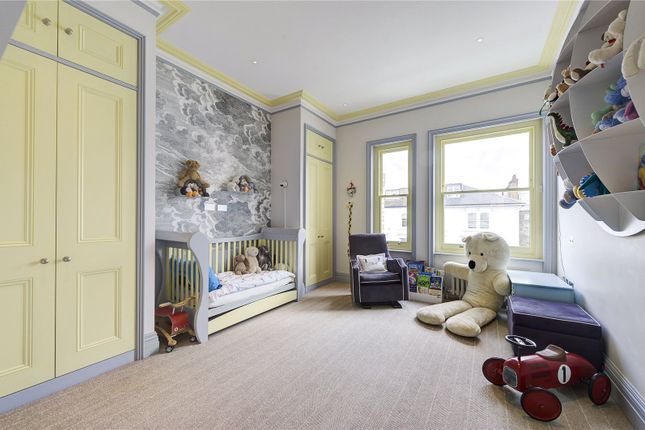 Bedroom of The Little Boltons, London SW10