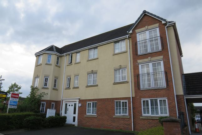 Thumbnail Flat for sale in Stanley Road, Wolverhampton