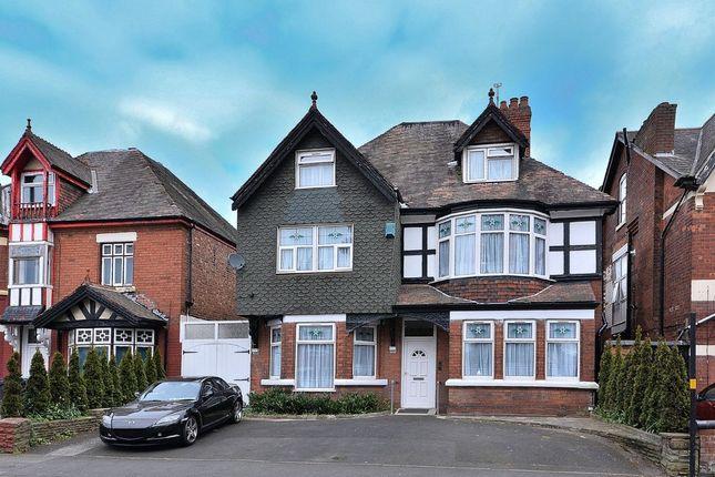 Thumbnail Detached house for sale in Sandon Road, Edgbaston, Birmingham