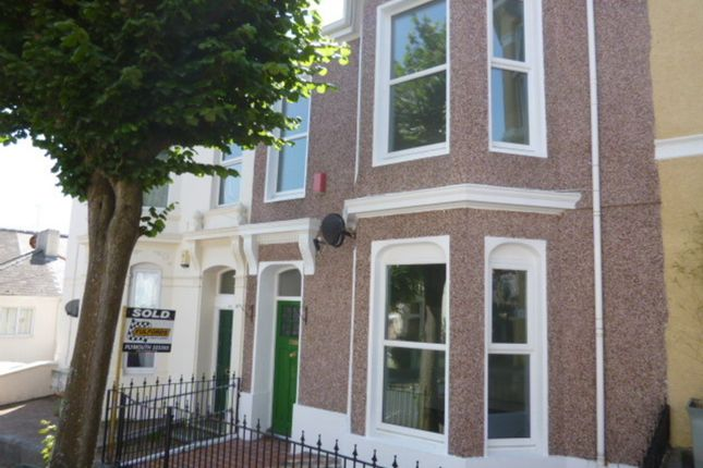 Thumbnail Terraced house to rent in Chaddlewood Avenue, Lipson, Plymouth