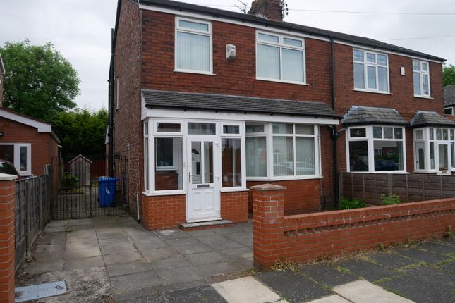 3 bed semi-detached house to rent in St Georges Road, Stretford, Manchester M32