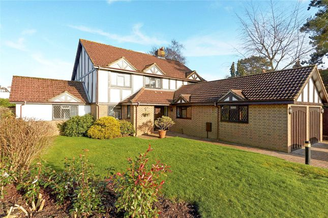 Thumbnail Detached house for sale in Huntsmans Close, Warlingham, Surrey