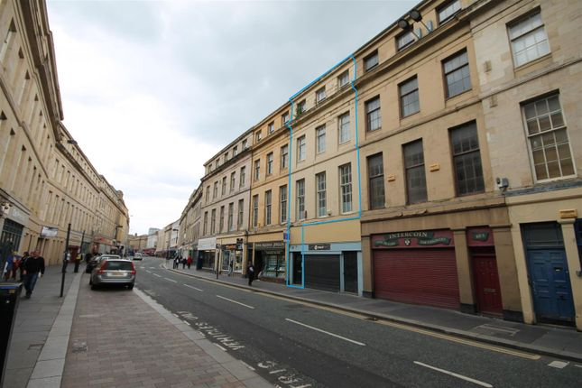 Thumbnail Block of flats for sale in Clayton Street, Newcastle Upon Tyne
