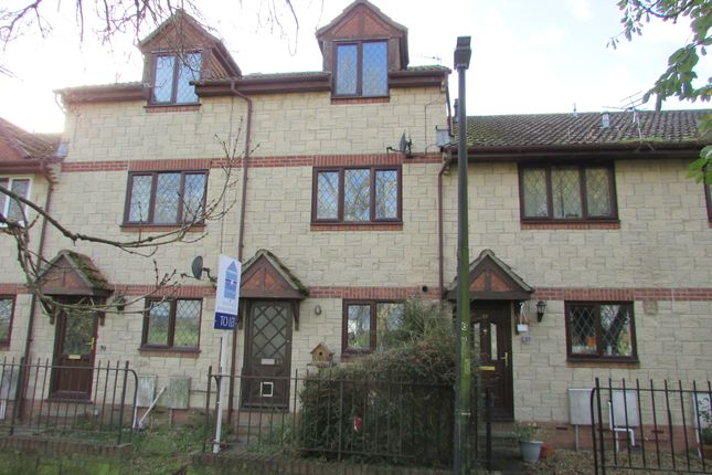 Thumbnail Terraced house to rent in Warrilow Close, Weston-Super-Mare