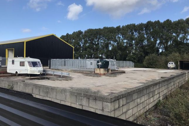 Land to let in Lot Storage, Mostyn Road Business Park, Coast Road, Llanerch-Y-Mor