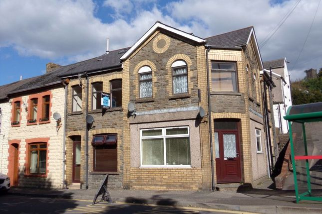 Thumbnail Flat to rent in Bridge Street, Abercarn, Newport