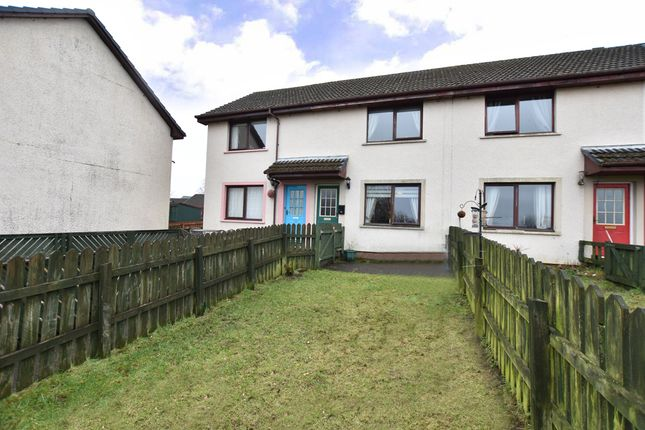 Thumbnail Terraced house for sale in Inverlochy, Fort William