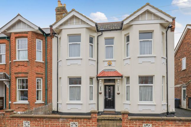Thumbnail End terrace house to rent in Cromwell Road, Wimbledon