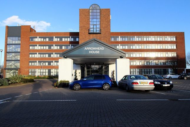 Flat for sale in Arrowhead House, Laporte Way, Luton, Bedfordshire
