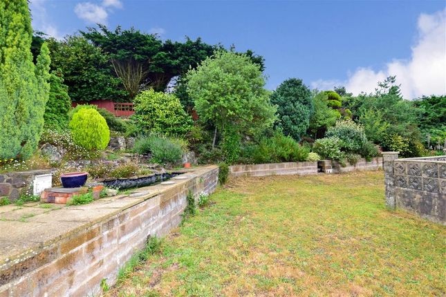 Thumbnail Detached bungalow for sale in Hunnyhill, Brighstone, Isle Of Wight