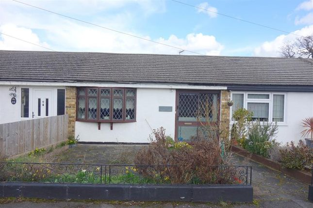 Thumbnail Bungalow for sale in Hardy Way, Enfield
