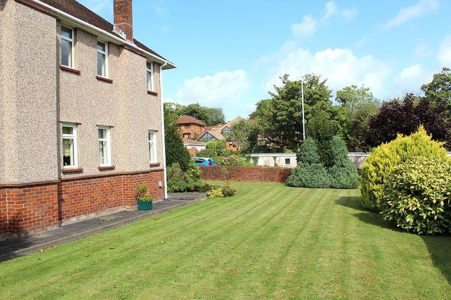 Gardens of Huntington Close, West Cross, Swansea SA3