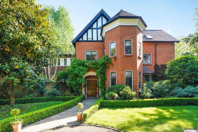 Thumbnail Property to rent in Broom Way, Weybridge, Surrey