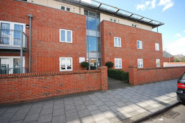 Front of King George Crescent, Wembley, Middlesex HA0