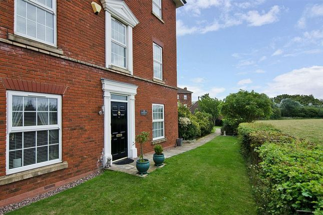 Thumbnail Detached house for sale in Chatterton Avenue, Sandfields/Darwin Park, Lichfield