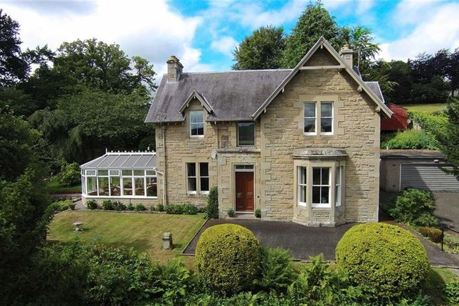 Thumbnail Detached house for sale in Galahill, Jedburgh