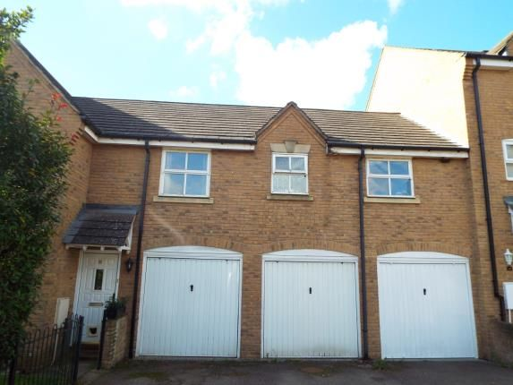 2 bed terraced house for sale in Bryony Road, Bicester, Oxfordshire