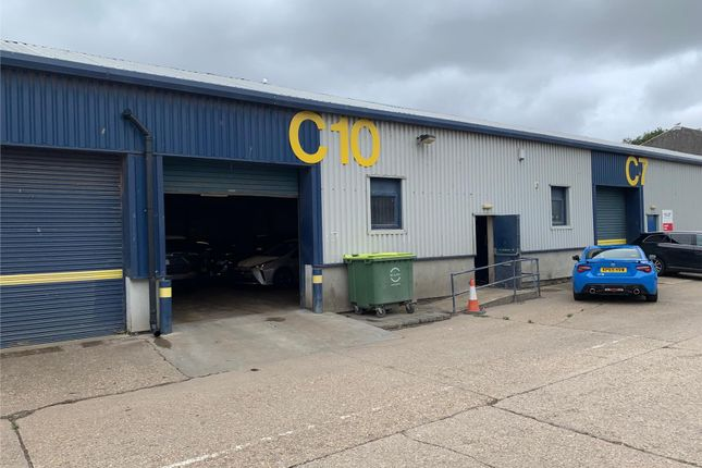 Thumbnail Warehouse to let in Unit Boston Industrial Centre, Norfolk Street, Boston