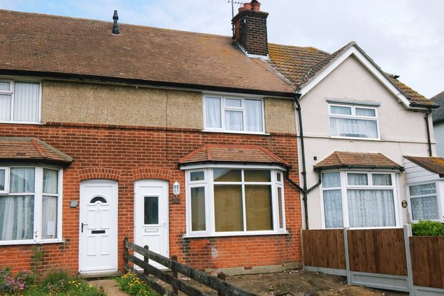 Thumbnail Terraced house to rent in Mayflower Avenue, Harwich