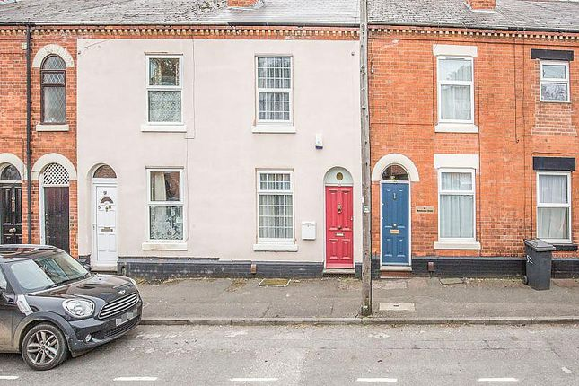 Thumbnail 3 bed terraced house to rent in Manchester Street, Derby