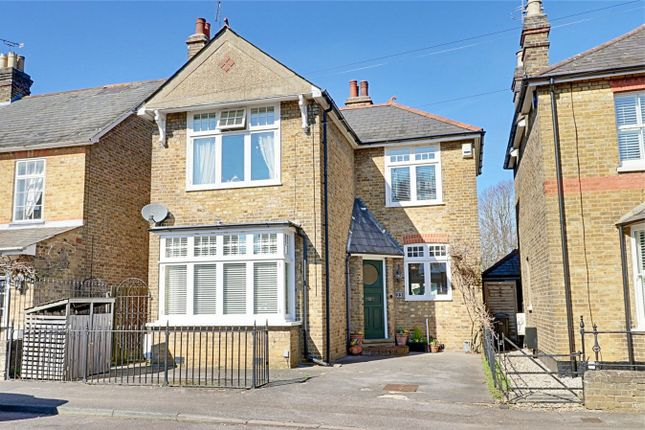 Thumbnail Detached house for sale in Bury Road, Old Harlow, Essex