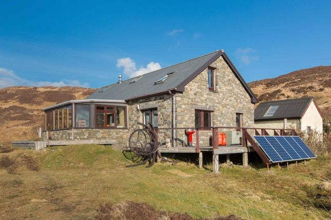 Thumbnail Detached house for sale in Doune, Knoydart, Mallaig, Highland