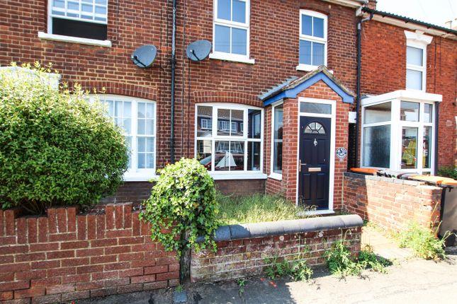 2 bed end terrace house to rent in Queen Street, Leighton Buzzard