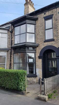 Thumbnail Terraced house to rent in Park Road, Hull