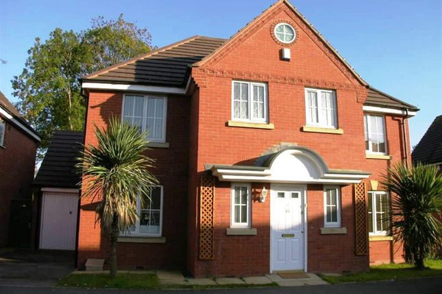 Thumbnail Property to rent in Aqua Place, Rugby