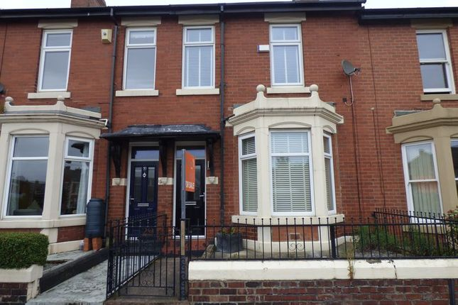 Thumbnail Terraced house for sale in Sackville Road, Heaton, Newcastle Upon Tyne