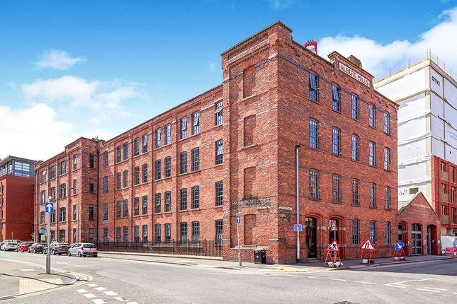 External of Albert Mill, 50 Ellesmere Street, Manchester M15