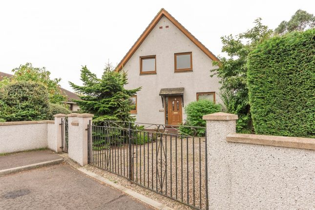 Thumbnail Detached house for sale in Dunrossie Crescent, Montrose