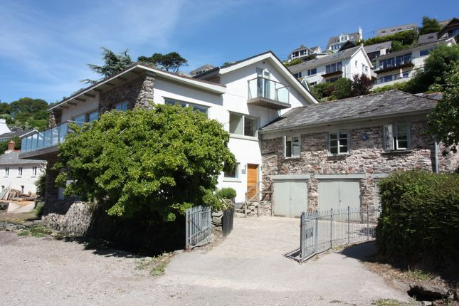 Thumbnail Detached house for sale in The Hard, Noss Mayo, South Devon
