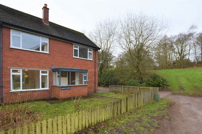Thumbnail Semi-detached house to rent in Leek New Road, Stockton Brook, Stoke-On-Trent