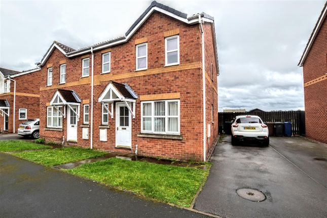 Thumbnail Semi-detached house for sale in Storrs Wood View, Cudworth, Barnsley